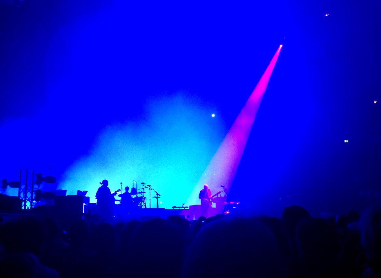 David Gilmour Royal Albert Hallissa