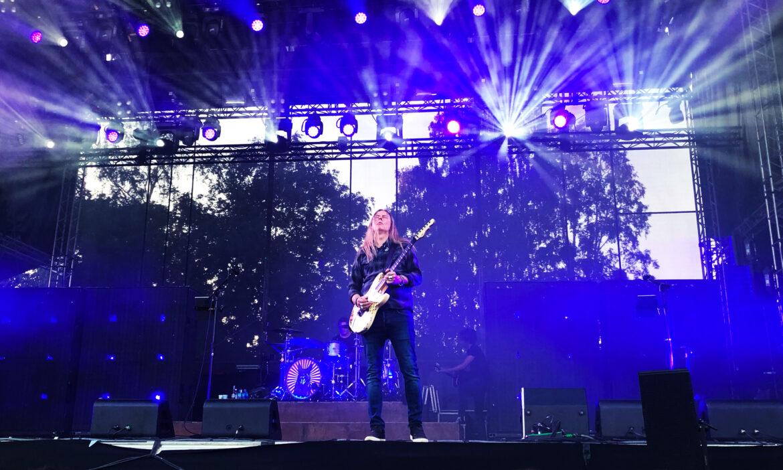 Alice In Chains Kaisaniemessä